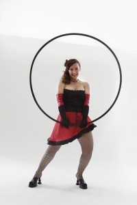 Red Hoop act