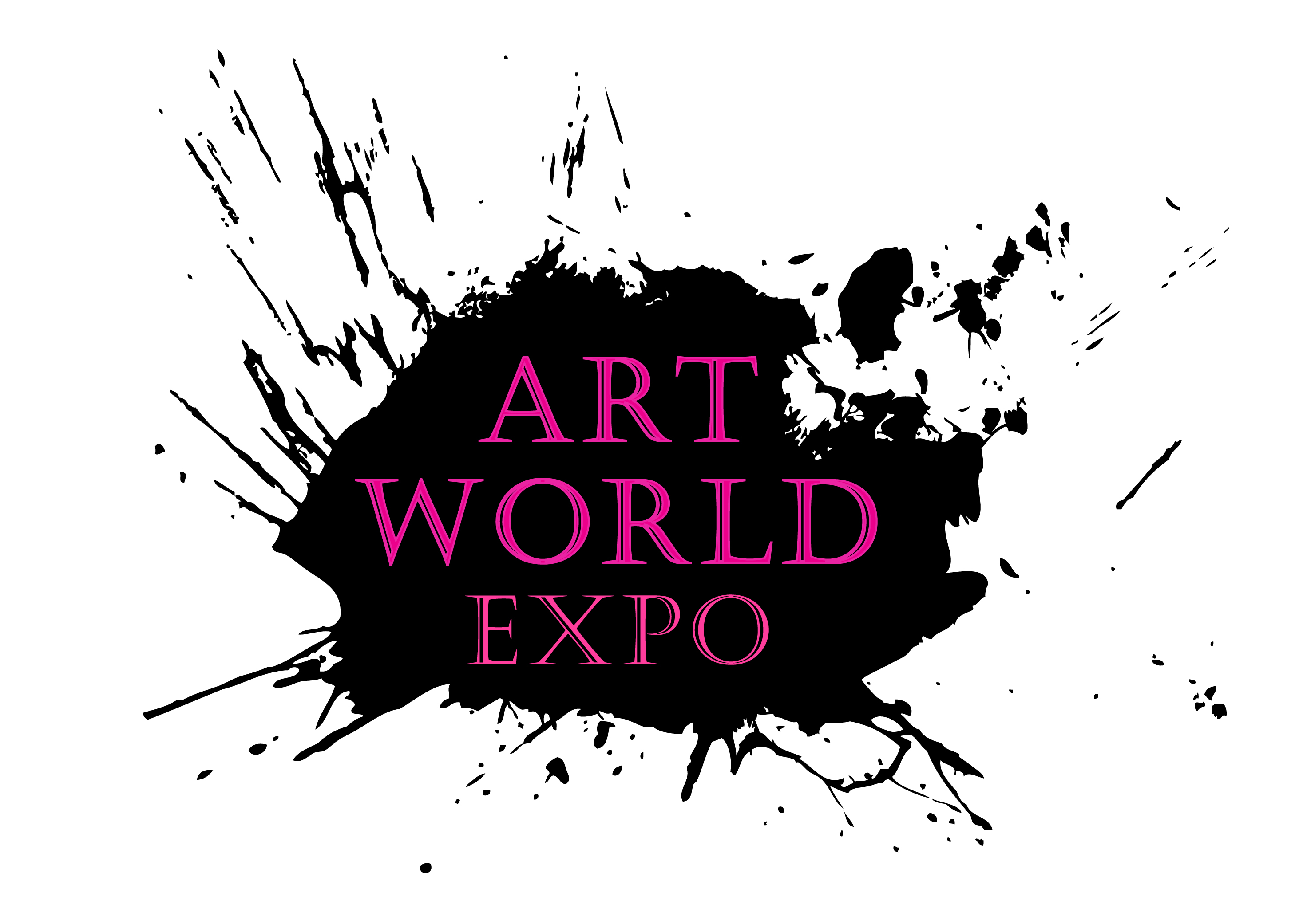 art world expo logo toronto