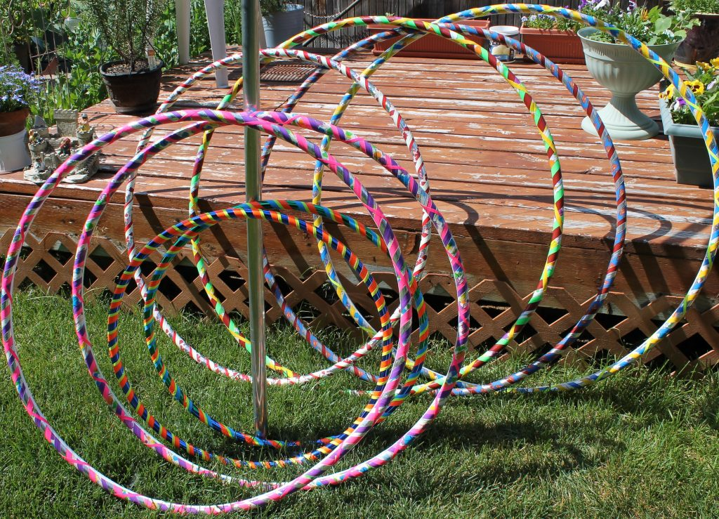handmade adult hoops