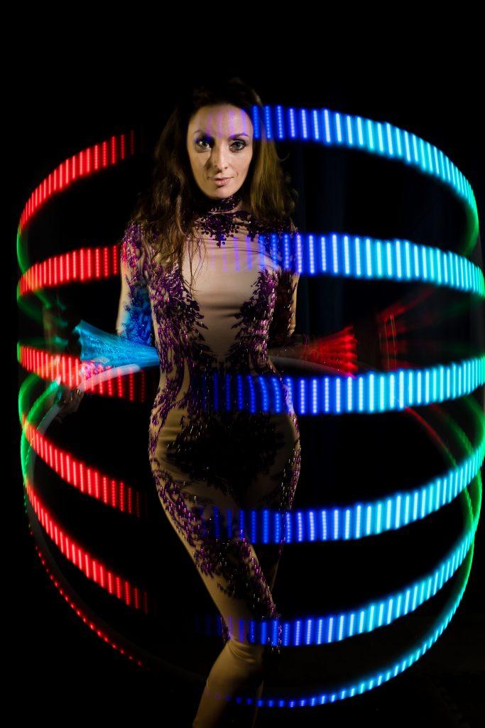 alissa led glow hoop